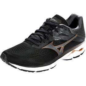 Mizuno Wave Rider 23 Zapatillas Running Hombre, black/dark shadow/10135 C